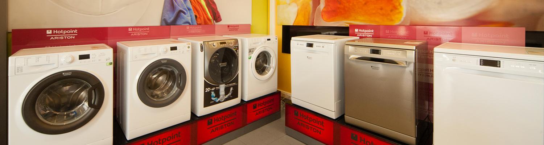 Máquinas de Lavar / Secar Hotpoint